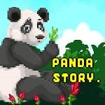 قصة الباندا